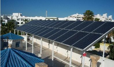 Maintenance des panneau photovoltaique