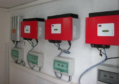 Etudes pour installation des panneaux photovoltaïques