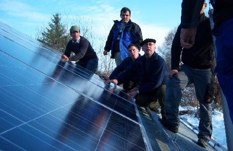 Expertise : Implantation des systèmes photovoltaïques adéquats