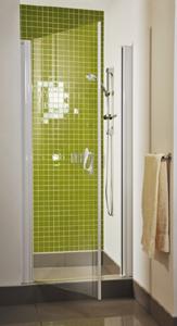Porte de douche �l�gance