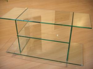 Vitrage pour meubles d'int�rieur