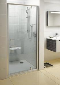 Porte de douche Pivot