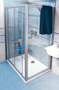 Cabines de douches Rapier