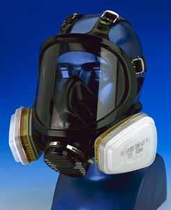 Masques anti gaz