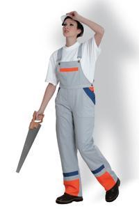 Vêtements de travail pour l'industrie Salopette