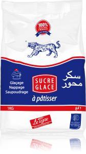 Le Tigre® Sucre Glace Raffiné