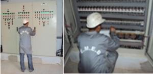 Conception et dépannage des armoires électriques