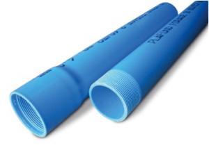 Revêtements de forage tube en PVC alimentaire