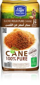 Le Tigre® Sucre Roux Pure Canne