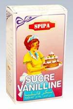 Sucre vanillé SPIPA