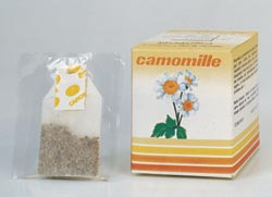 Camomille infusion