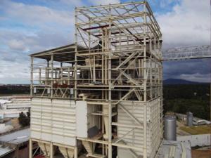 Block de silo prismatique
