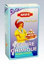 Levure chimique SPIPA