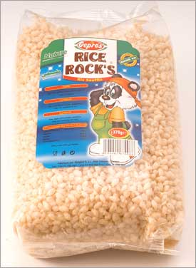 Produits c�r�aliers: Rice Rock�s nature