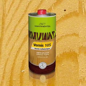 Vernis cellulosique incolore: Vernis 105