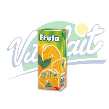 Jus de fruits Nectar Orange Fruta