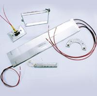 Résistance électrique chauffante: Résistance plates en mica blindé