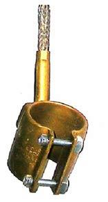 Résistance électrique chauffante: Résistance collier en mica hermétique