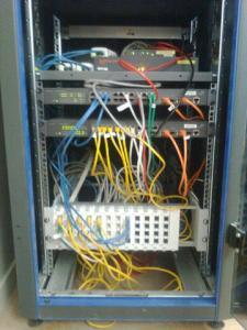 Installation réseaux informatique