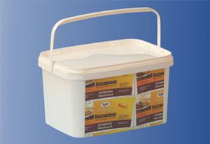 Articles d'emballage en matières plastiques: Rectangulaire