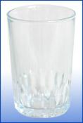 Verres � eau Valence