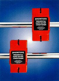 Systeme de traitement Magnétique monopolaire de l'eau