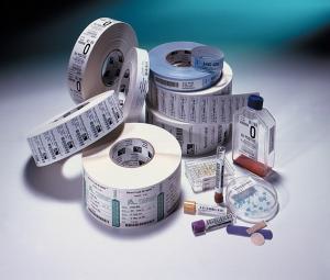 Etiquettes pour pharmaceutique