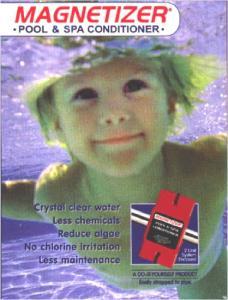 Pool & spa magnetizer (Système de traitement des eaux de piscine)