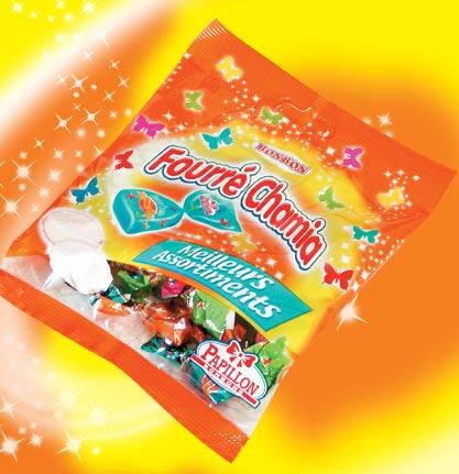 Bonbons Fourré Chamia