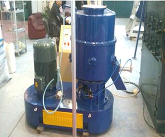 Matériel de recyclage : Densificateur de plastique souple(PE)