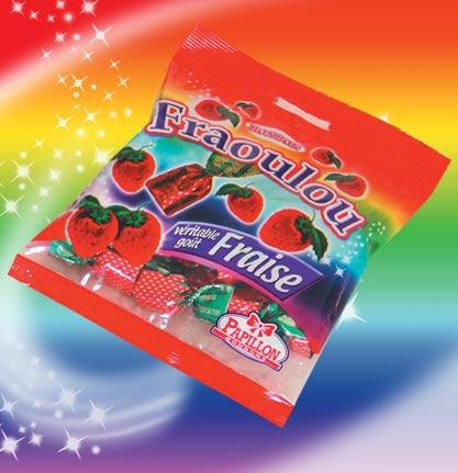 Bonbons Fraoulou