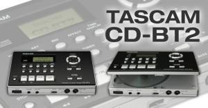 Lecteur - Enregistreur Accordeur et Tra�ner pour musicien TASCAM