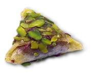 Pâtisserie tunisienne : Samsa