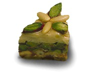 Pâtisserie tunisienne: Bjawia  Bourgeoise