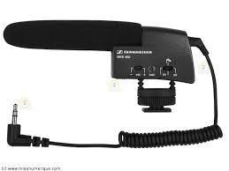 Microphone Micro pour cam�ra vid�o SENNHEISER