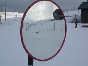 Miroir de sécurité convexe