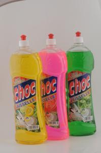 Choc vaisselle citron