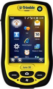 Récepteur GPS pour application SIG