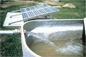 Pompage solaire photovoltaïque