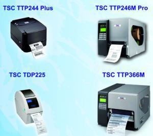 Imprimantes code à barres transfert thermique industrielle