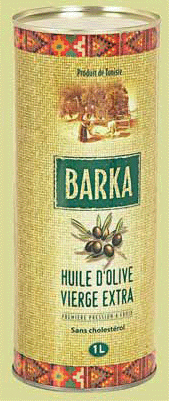 Huiles d'olive Vierge Extra BARKA