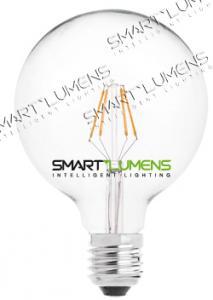 Edison filament globe 4W et 6W 125X175mm