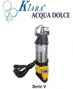 Moto-pompe submersible inox KIARA