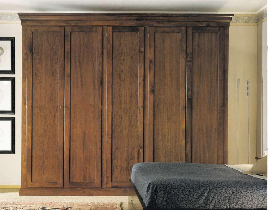 Meubles d'intérieurs en bois : Armoire