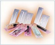 Emballage en plastique : Blisters et calage