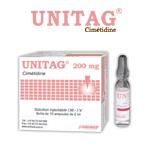 Médicaments: Injectables liquides UNITAG