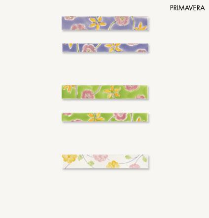 Carreaux de revetement décorés main Primavera