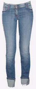 Pantalon en jeans pour femmes: Malek