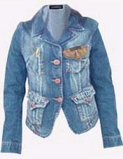 Vestes en Jeans pour femmes GUY