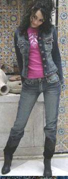 Vêtements en Jeans